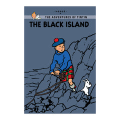 Tintin Young Reader: The Black Island