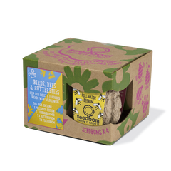 Birds, Bees & Butterflies Seedbom Gift Box