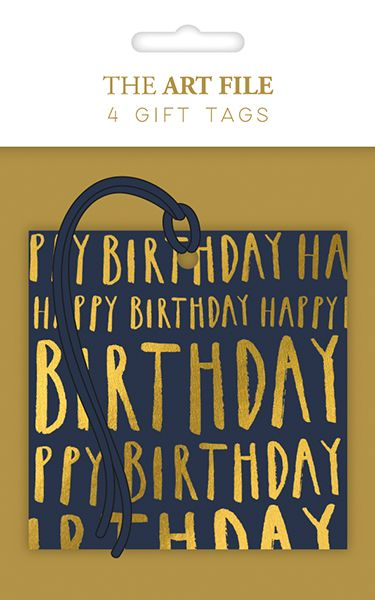 Just My Type Gift Tag Pack