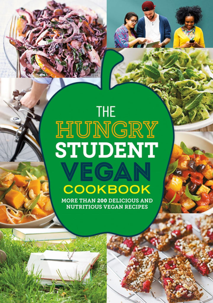 Hungry Vegan Student Cookbook