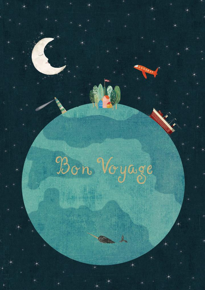 World Travel Bon Voyage Card