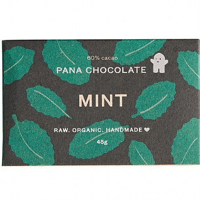 Mint Organic Chocolate Bar