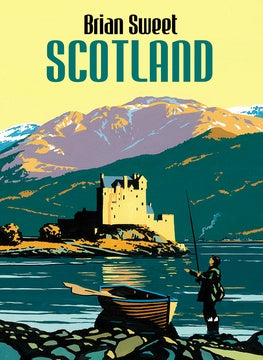 Brian Sweet Scotland Box of 20 Notecards