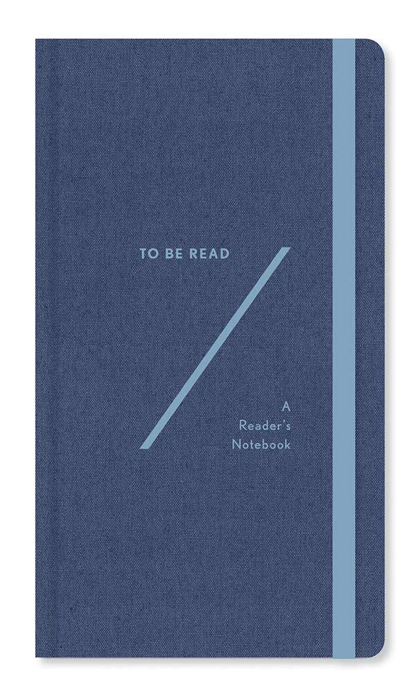 To Be Read: A Booklover's Notebook