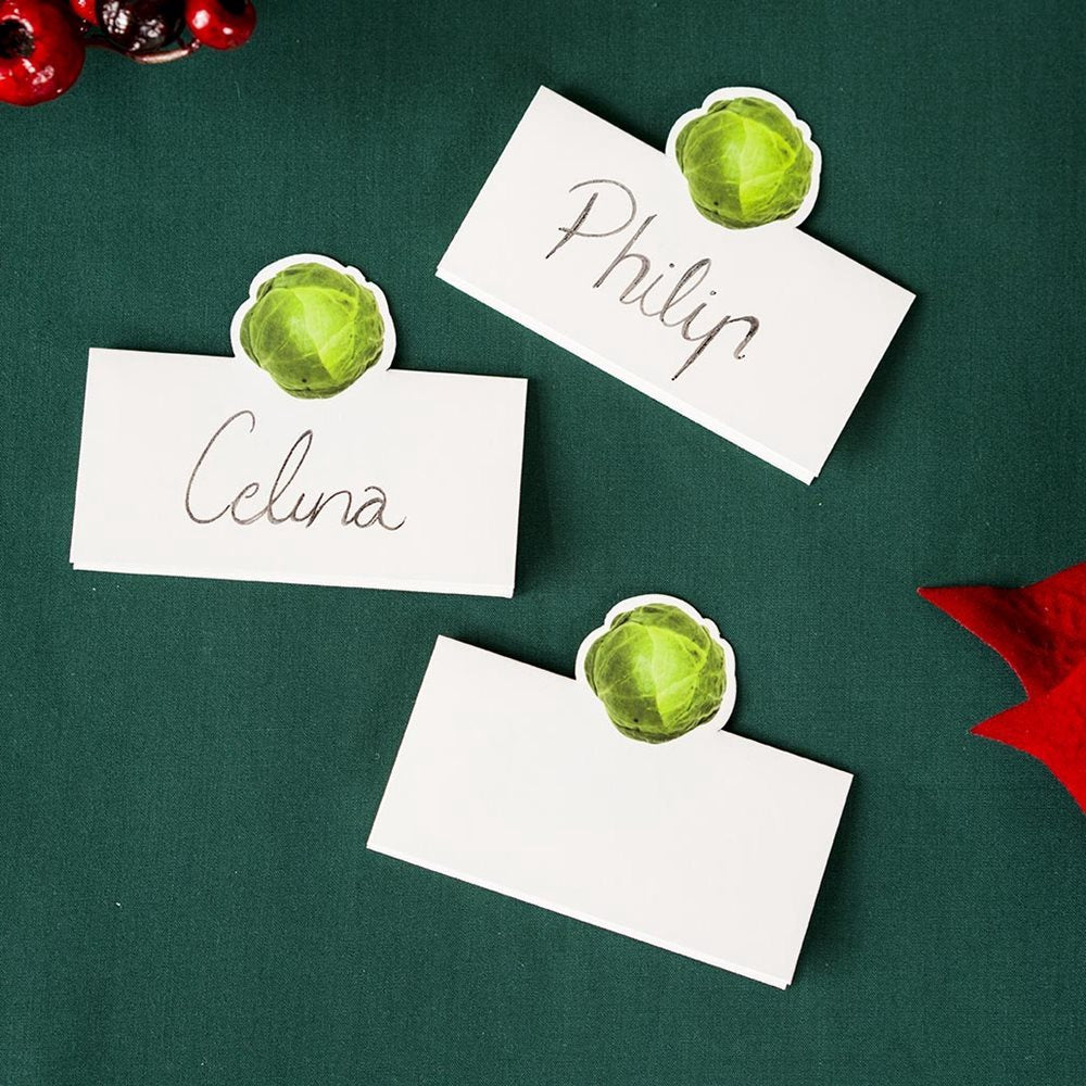 Botanical Sprout Place Cards