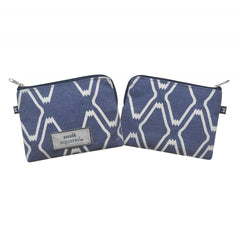 Blue Canvas Freya Purse