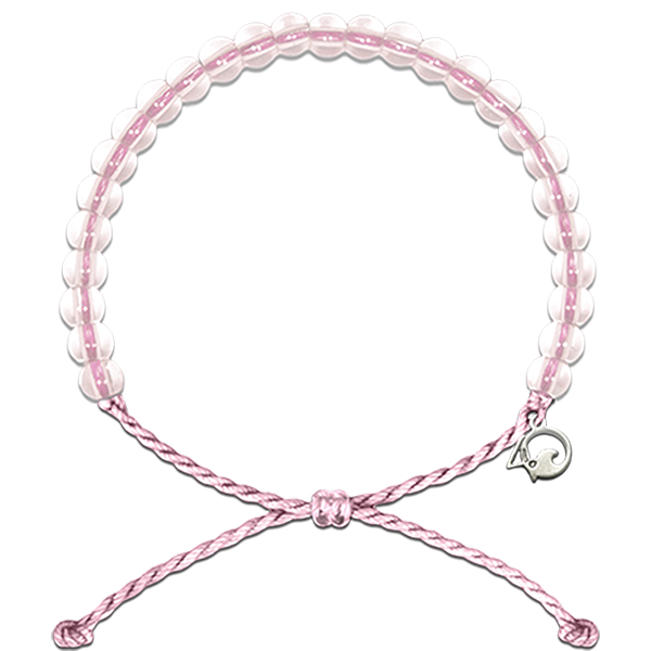 4Ocean Breast Cancer Awareness Bracelet