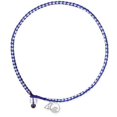 4Ocean Harp Seal Braided Bracelet
