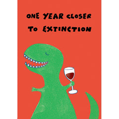 Morag Hood Dinosaur Birthday Card