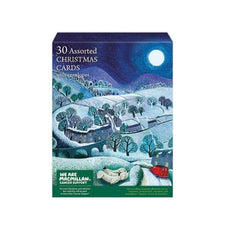 Macmillan Assorted Box of 30 Cards