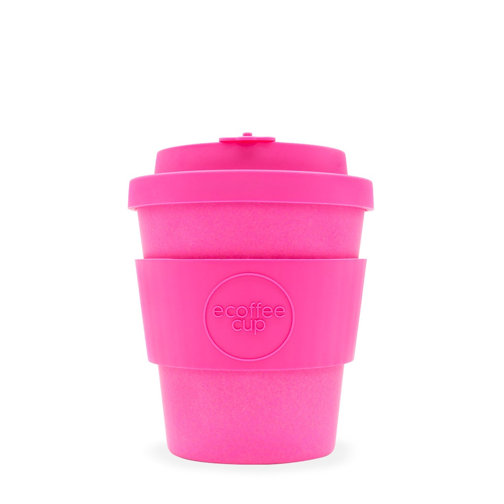 Ecoffee Cup Pink'd 12oz