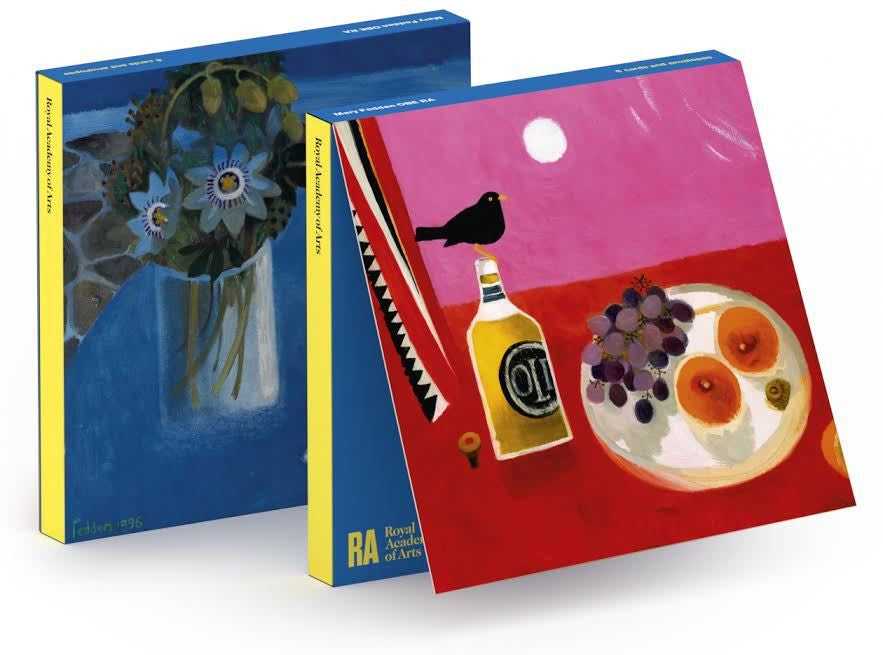 Mary Fedden Still Life Notecard Wallet
