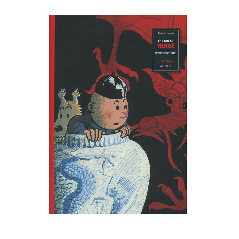 The Art Of Herge Volume 1