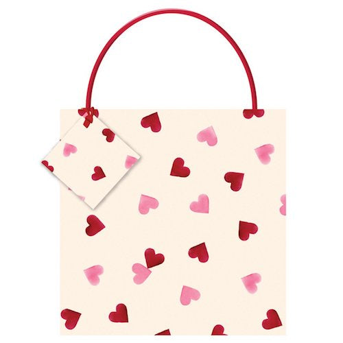 Emma Bridgewater Hearts Medium Gift Bag