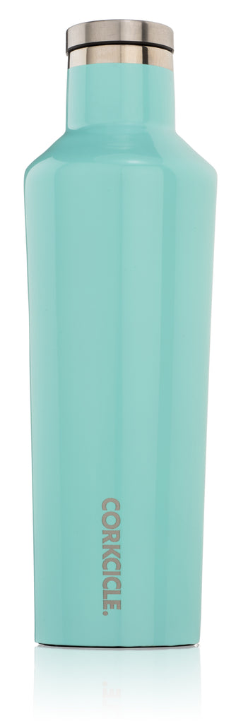 Corkcicle Turquoise Bottle 475ml