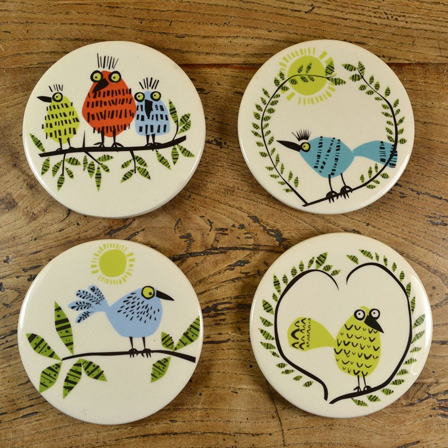 Birdlife Coasters