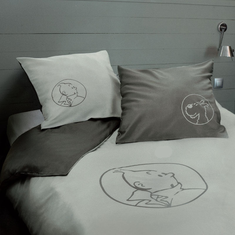 Tintin and Snowy King Size Duvet Set