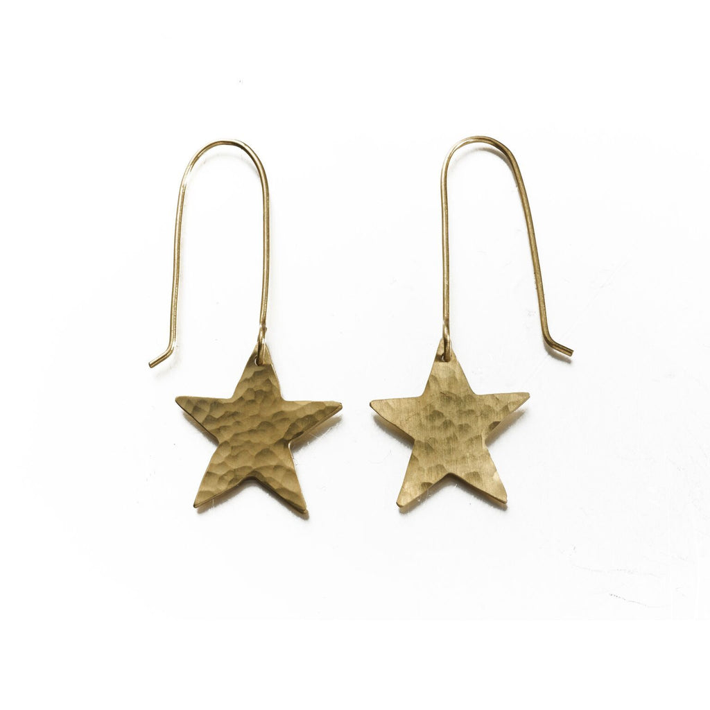 Polar Collection Star Earrings