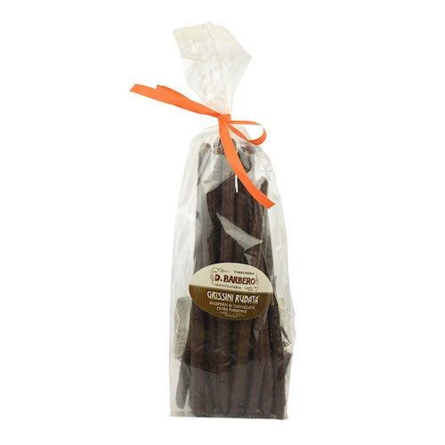 Grissini Rubata - Chocolate Covered Breadsticks