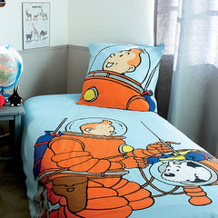 Tintin Duvet Set Space Suit