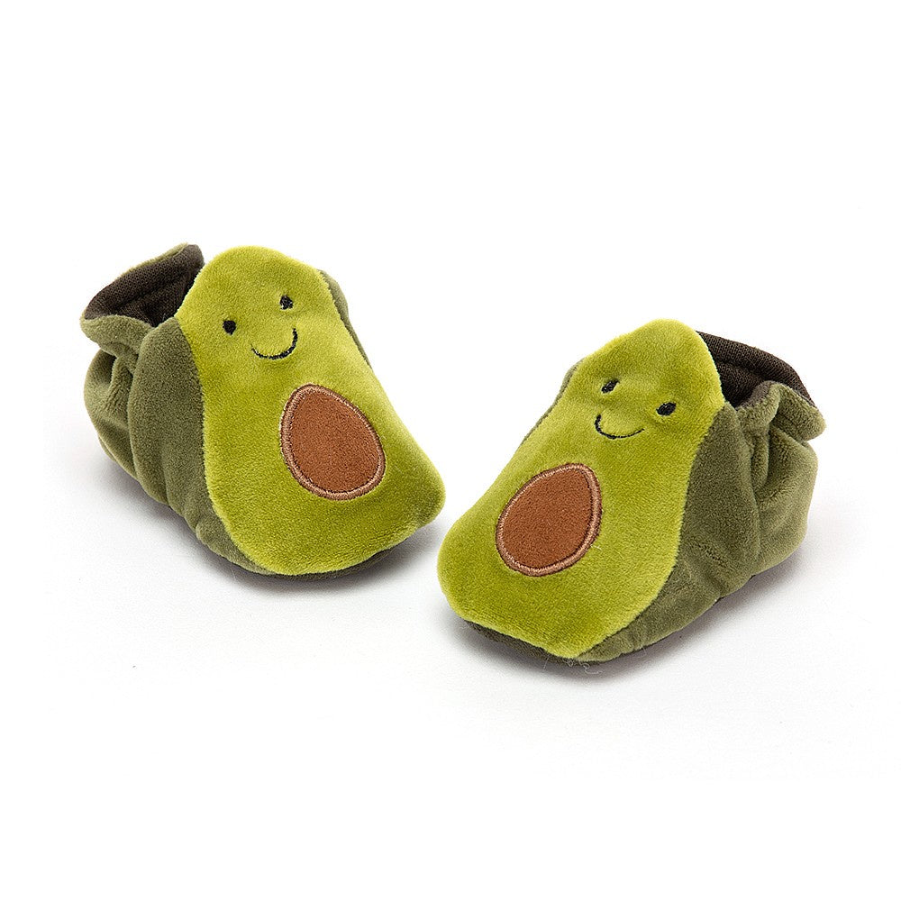 Amuseable Avocado Booties