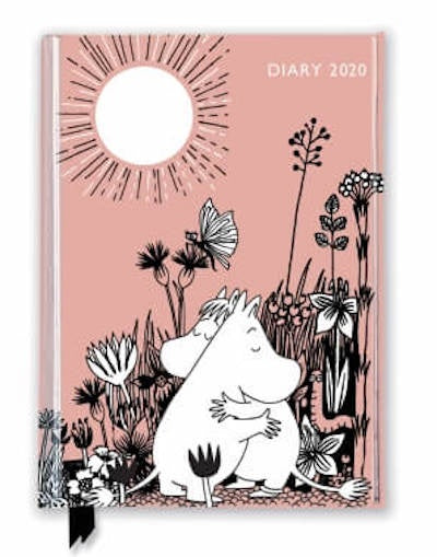 Moomin by Tove Jansson 2020 Diary