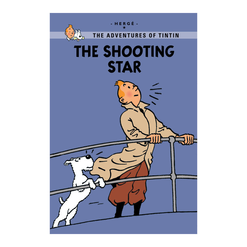 Tintin Young Reader: The Shooting Star