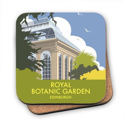 Royal Botanic Garden Coaster