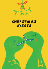 Morag Hood Christmas Kisses Card
