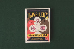 Herb Lester Traveller's Playing Cards