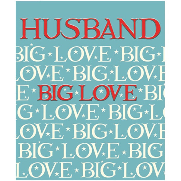 Big Love Husband by Emma Bridgewater Card