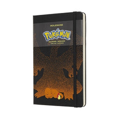 Moleskine Limited Edition Pokemon Ruled Notebook - Charmander