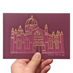 St Giles Cathedral Card