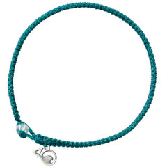 4Ocean White Sided Dolphin Braided Bracelet