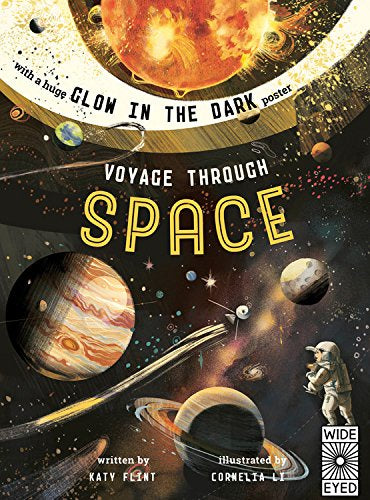 Glow in the Dark Voyage Through Space