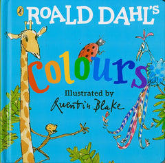 Roald Dahl's Colours Board Book