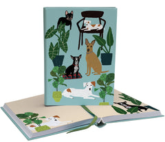 Dog Palais Softback Journal