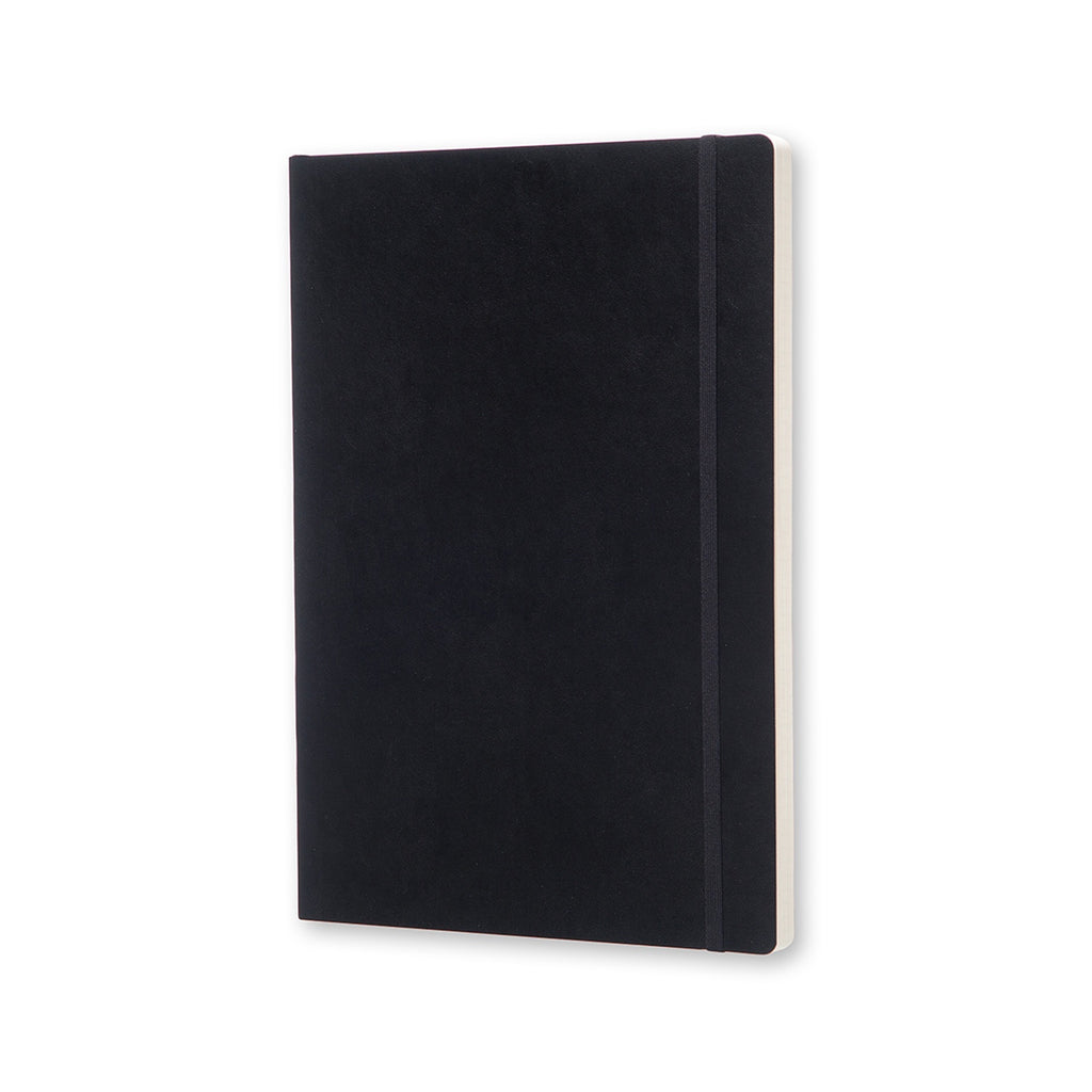 Moleskine Workbook Plain A4 Soft Black