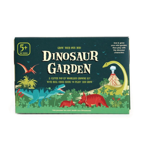 Grow Your Own Dinosaur Garden