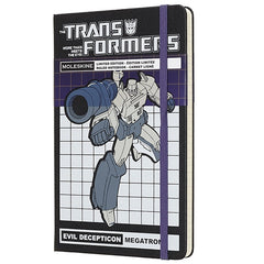 Limited Edition Transformers Megatron Notebook