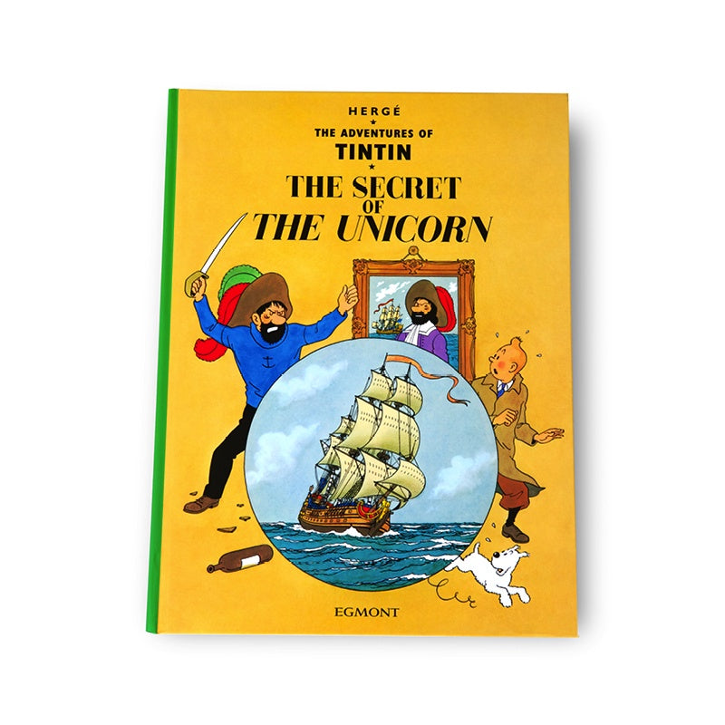 Secret of the Unicorn Softcover Book