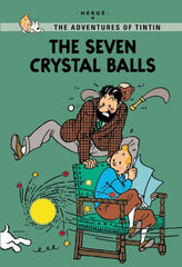 Tintin Young Reader: The Seven Crystal Balls