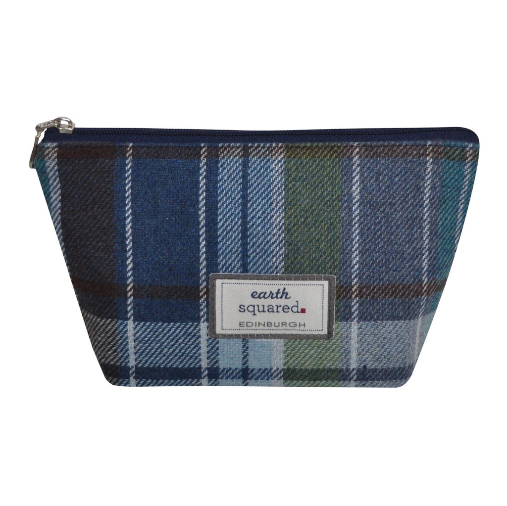 Harbour Tweed Small Makeup Bag