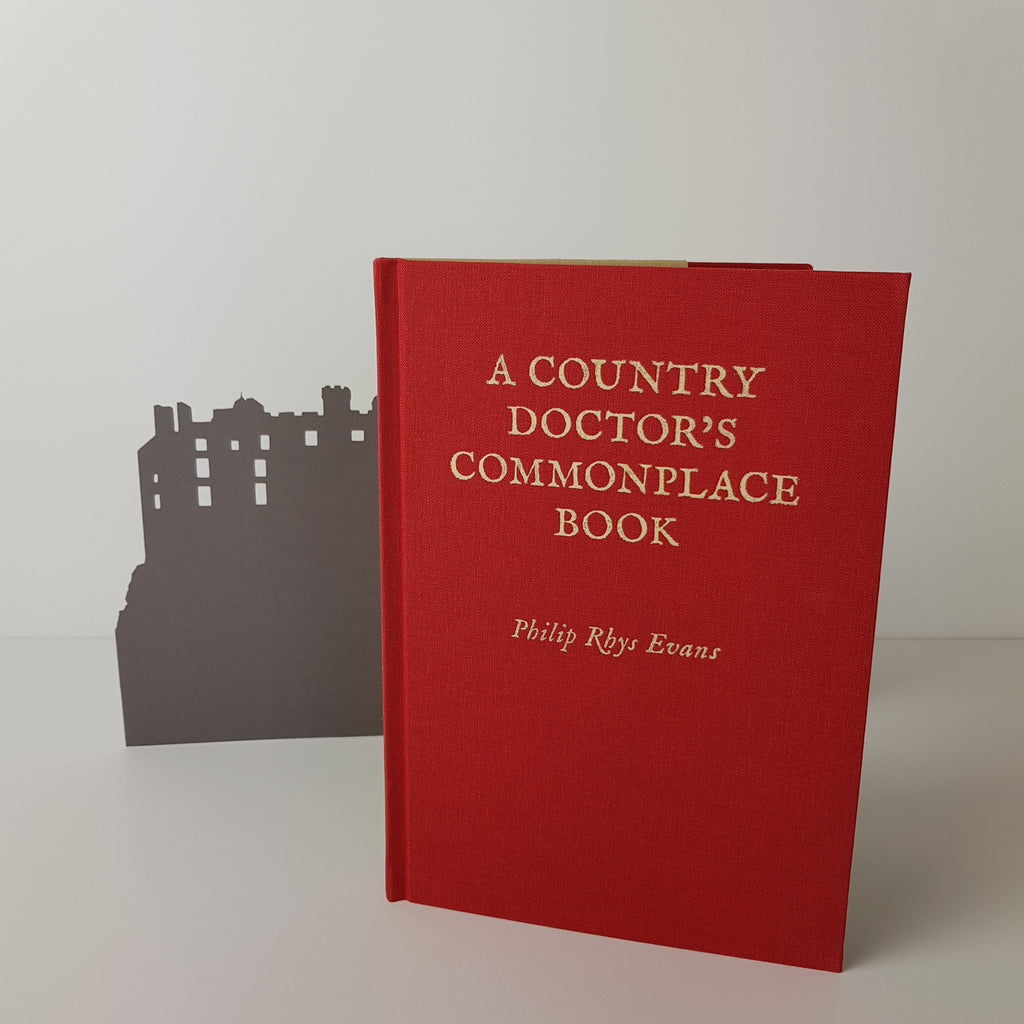 A Country Doctor's Commonplace Book by Philip Rhys Evans