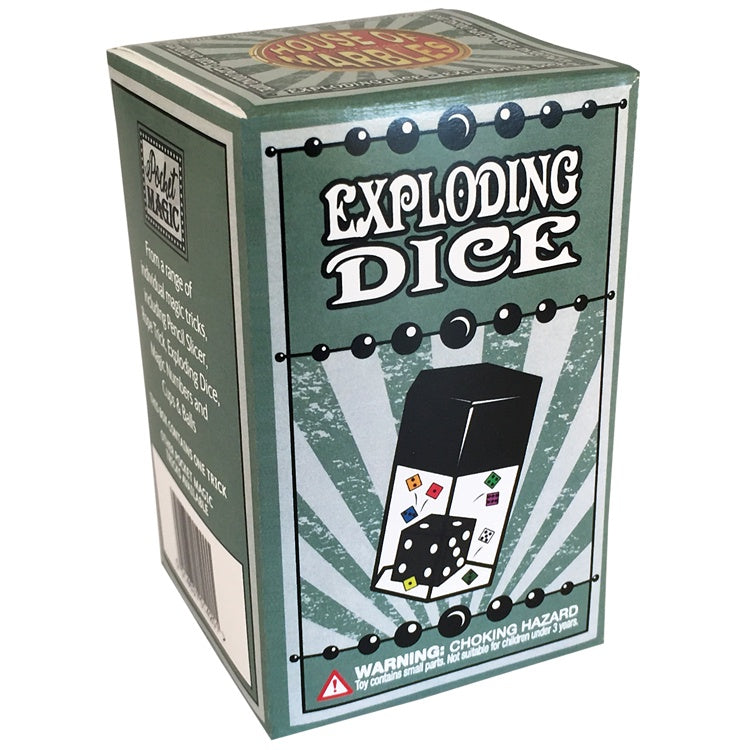 Magic Exploding Dice