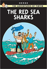The Red Sea Sharks Postcard