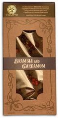 Organic Dark Chocolate Bramble and Cardamom 58%