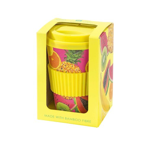 Tropical Fiesta Fruit Eco Cup