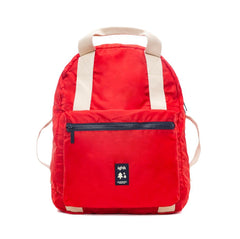 Pocket Backpack Red