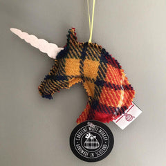 Harris Tweed Unicorn